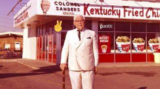 Gerçek Bir Başarı Hikayesi: KFC'nin Kurucusu Albay Harland Sanders