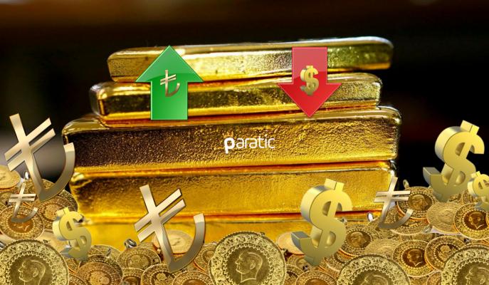 Altın Yorumları: Gram (GAU/TRY) - ONS (XAU/USD) Yorum, Tahmin ve Analizleri