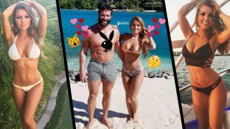 Instagram Playboy'u Dan Bilzerian Tek Eşliliğe Geçti!
