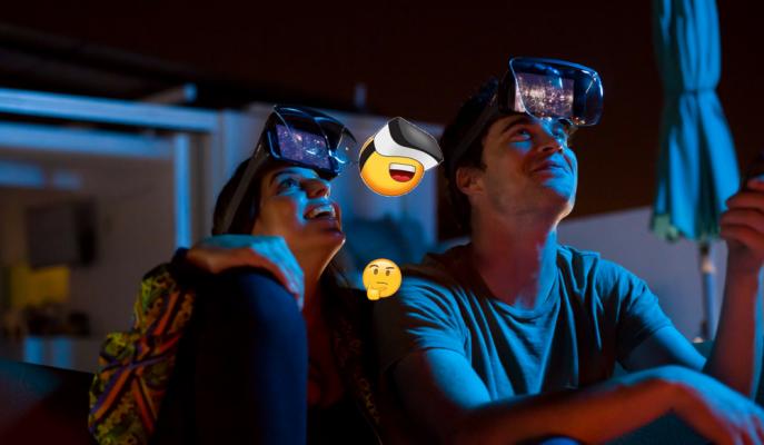 iPhone Kullanıcılarına Uygun Fiyatlı Arttırılmış Gerçeklik Gözlüğü!