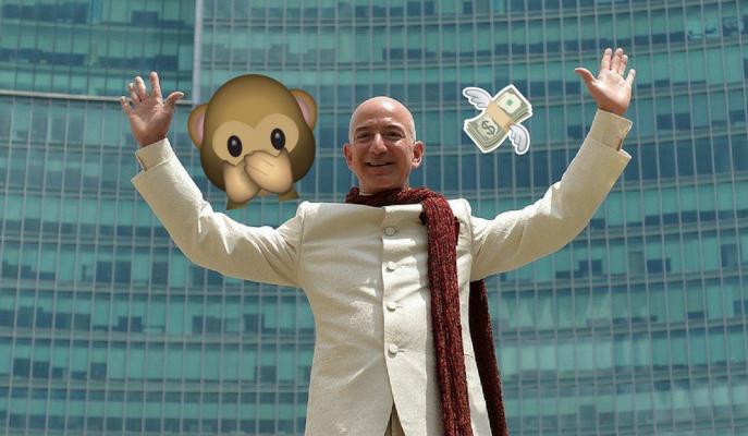 Jeff Bezos Dünyanın En Zengin İnsanı Unvanını 8 Saat Taşıyabildi!