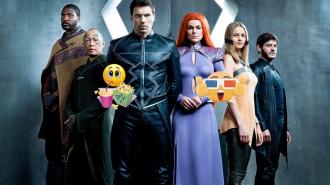 Yeni Marvel Efsanesi Inhumans'ın Etkileyici Fragmanı!