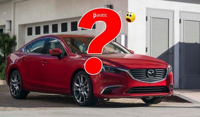 Mazda 680 Bin Aracını Geri Çağırdı!