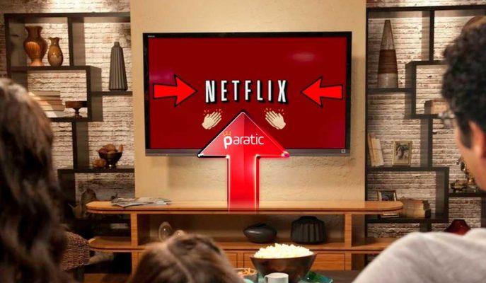 Netflix 100 Milyonu Geçen Üye Sayısıyla Yükselişte!