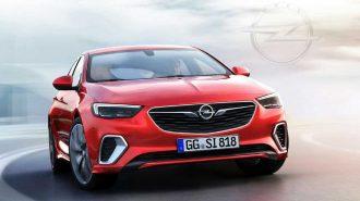 Opel Geçmişin Güç Sembolü GSI'ı Insignia ile Tekrar Hayata Geçiriyor!