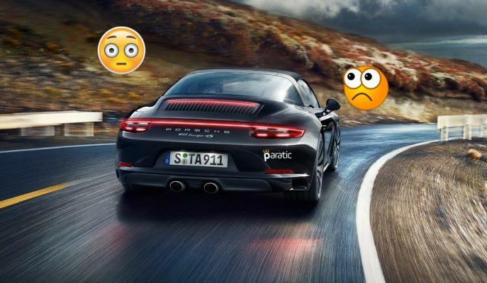 Porsche'nin Başı Fena Dertte: Büyük Emisyon Skandalı!