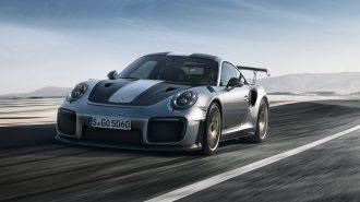 Porsche Yeni GT2 RS Modeli ile Rakiplerine Korku Salmaya Geliyor!
