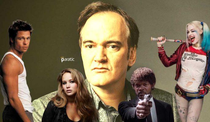 Tarantino Charles Manson Cinayetlerini Konu Alacak Bomba Gibi Bir Filmle Geliyor
