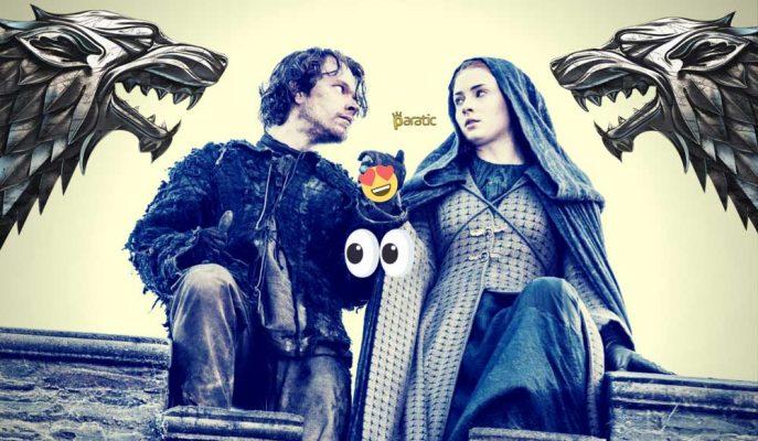 Sansa Stark Sözleriyle, Theon Greyjoy Köpeğiyle Comic-Con'da Dikkat Çekti!