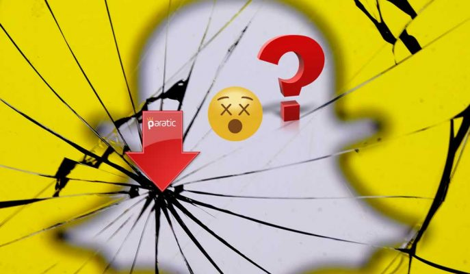 Snapchat Hisse Senetlerinde Şaşırtan Düşüş