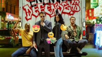 Netflix'in Marvel Yıldızları Bir Arada! The Defenders Dizisinin Yeni Fragmanı!