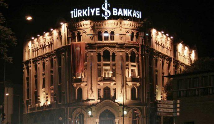 Türkiye'nin En Büyük Bankası İş Bankası Oldu
