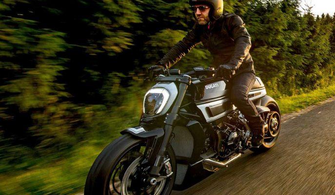 Yeni Ducati XDiavel Thiverval: Krugger Dizayn ile İki Teker Boyut Değiştirdi!
