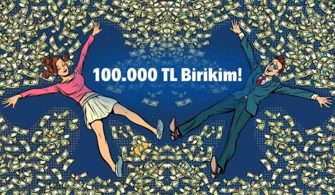 100.000 Lira Biriktirmek için 15 Basit Yol