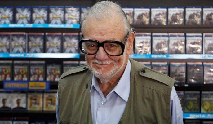 Zombi Filmlerinin İkonik Yönetmeni George A. Romero Hayatını Kaybetti