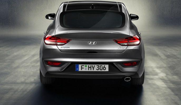 2018 Hyundai i30 Fastback Modeli Üstün Özelliklerle Geliyor!