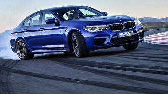 2018 Yeni BMW M5: Tarihinin En Hızlısı Olup 600 Hp Sınırını Geçti!