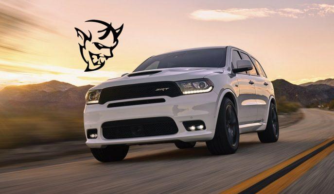 2018 Yeni Dodge Durango SRT: SUV'ların Asfalt Yakıcısı