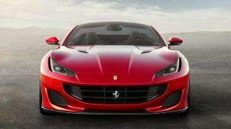 2018 Yeni Ferrari Portofino: 812 Superfast'den Sonra ki En Büyük Silah!