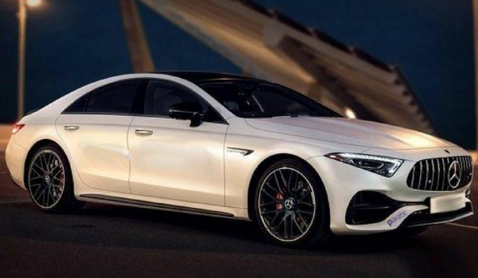 2019 Mercedes CLS'nin İlk Görselleri Geldi!