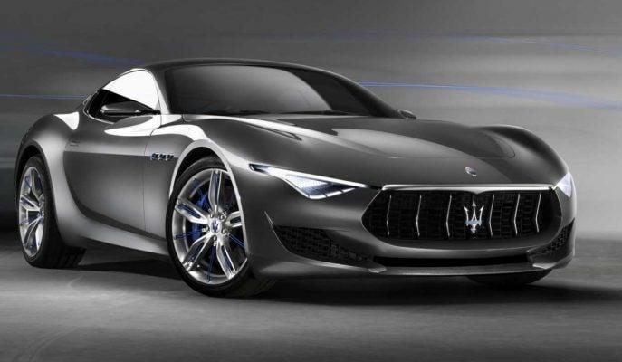 2019 Yılında Maserati Alfieri Elektrikli Spor Araba Modeli için Düğmeye Bastı!