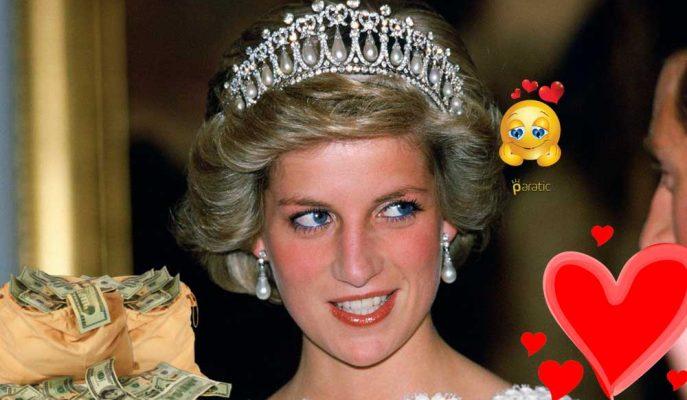 500.000 Dolarlık Prenses Diana Koleksiyonu Yapan Tutkulu Aşık!