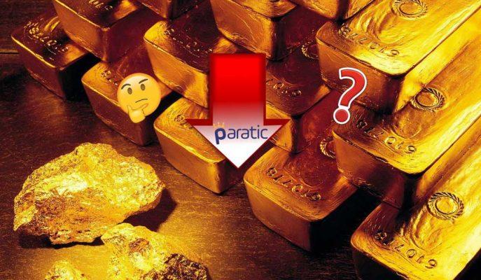 2 Haftanın Dibini Gören Altın Fiyatları Düşmeye Devam Edecek mi?