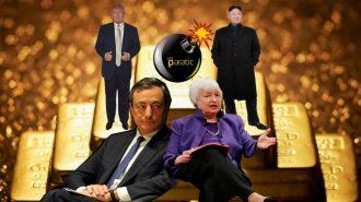 Altın Yatırımcısı Risk İştahının Azalmasıyla Kazandı