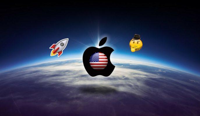 Apple ABD'ye Otonom Araç için Milyar Dolarlık Tesis Açıyor