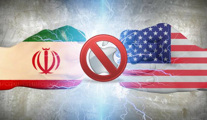 Apple'dan İran'a Yaptırım! Bütün Uygulamalar AppStore'dan Kaldırıldı!