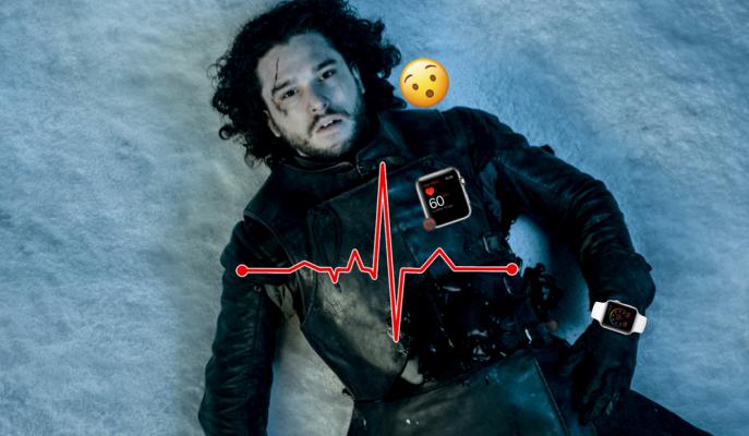 Apple Watch'a Göre Game of Thrones'un Kalp Dayanmayan Sahneleri!