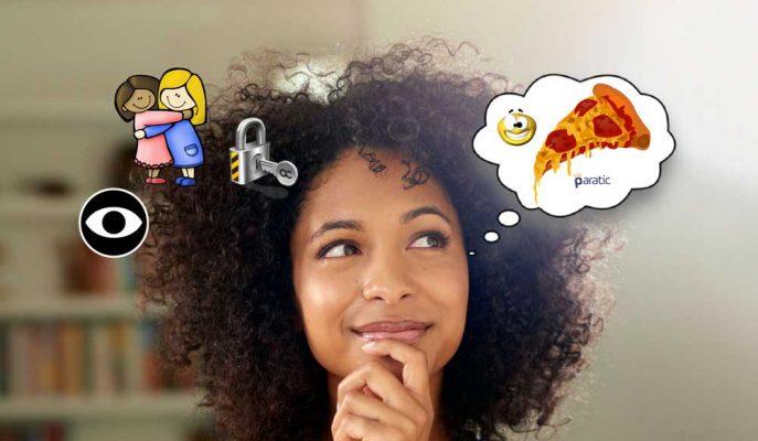 Araştırma Sonuçlarına Göre Bir Dilim Pizza Arkadaşlıktan Daha Değerli!