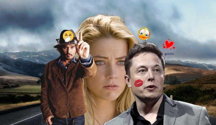 Bencil Güzel Amber Heard ile Bipolar Elon Musk Neden Ayrıldı?