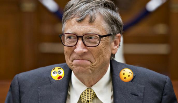 Bill Gates'ten Adı Bilinmeyen Yardım Kuruluşuna 5 Milyar Dolarlık Bağış!
