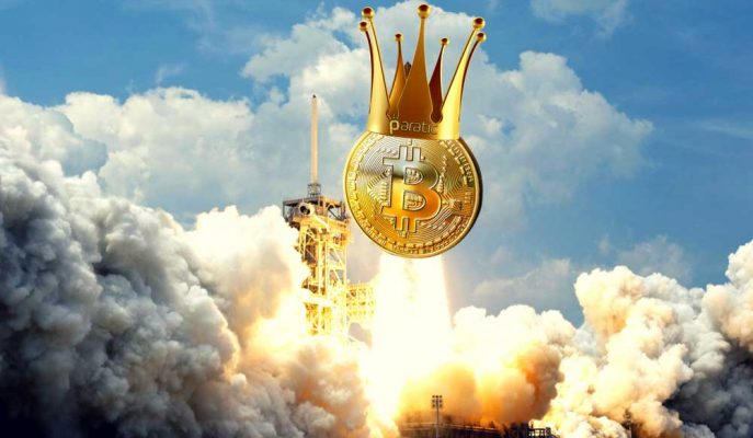 Bir Hafta Önce 3400 Dolar Olan Bitcoin, Şimdi 4500 Dolar Sınırında!