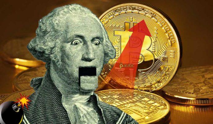 Bitcoin Aldı Başını Gidiyor! Yeni Rekor 4 Bin 250 Dolar