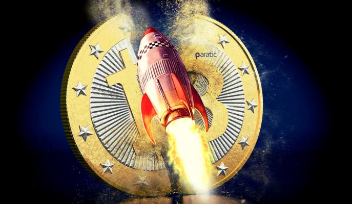 Bitcoin Roket Taktı Uçuyor! 3000 Dolar ile Tüm Zamanların Rekoru Geldi