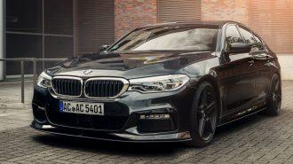 2017 BMW 5 Serileri Alman AC Schnitzer Tarafından Yeniden Yorumlandı!