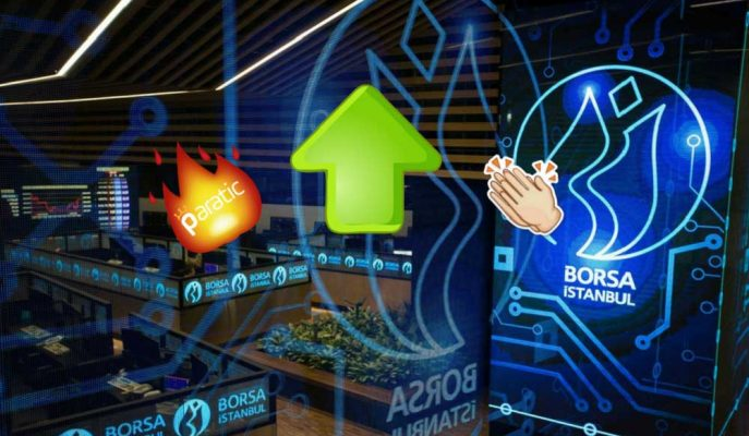 109 Bini Aşan Borsa Haftaya Tarihi Rekor ile Başladı!