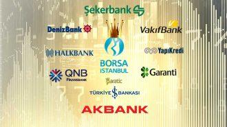 Borsada İşlem Gören Bankaların Karı 17 Milyar Liraya Yaklaştı