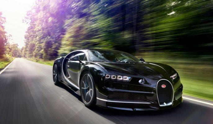 Bugatti Chiron'un Beklenen Yakıt Tüketimi Değerleri Açıklandı!