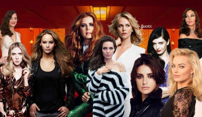 Çağımızın En Güzel 20 Kadını ve En İyi Filmleri