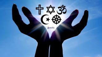 5 Büyük Dinin İnsanlık Tarihi Boyunca Dünya Üzerindeki Yayılımını Anlatan Bir Animasyon