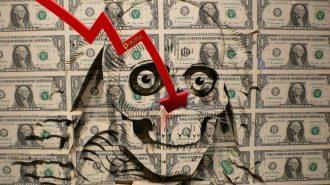 Dolar 3,43 Lira ile Yılın En Düşük Seviyesine İndi