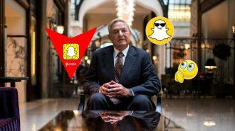 Düşen Snapchat Hisselerine George Soros Desteği