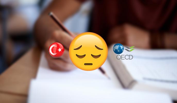 Eğitimde Refah Sıralamasında Türkiye Sıfır Puanla Sonuncu!