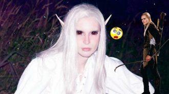 Elf Olabilmek için Binlerce Dolar Harcayan Adamın Garip Hikayesi