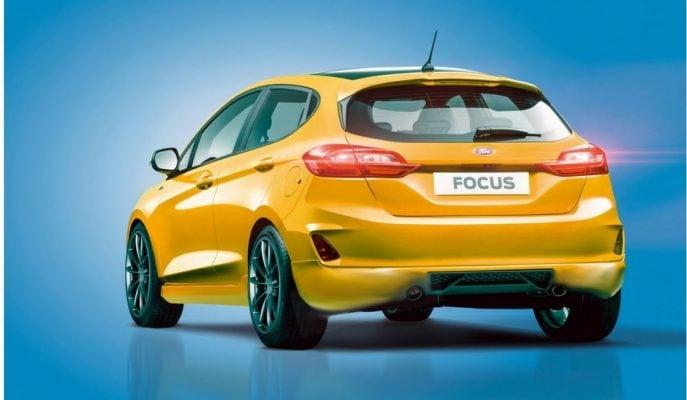 2019 Ford Focus Hakkında Çıkan Önemli Detaylar!