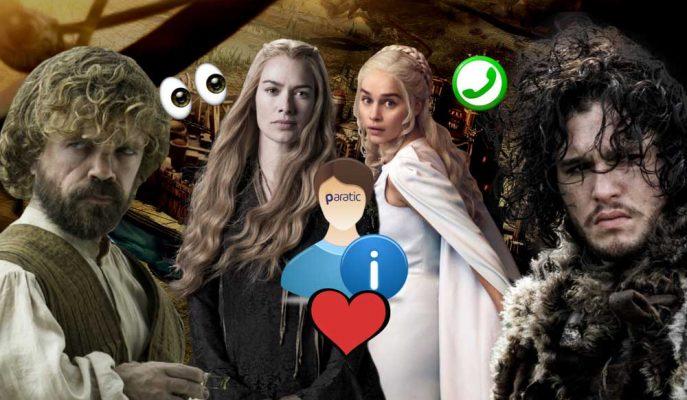 Game of Thrones Oyuncularının Kişisel Bilgileri İnternete Sızdırıldı!