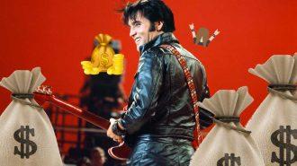 Geçen Yıl 27 Milyon Dolar Kazanan Elvis Presley Ölmedi mi?